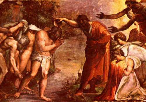 Baptisme de Jesús