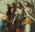 Abraham i els 3 àngels 02