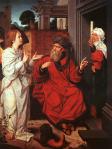 Abraham, Sara i l'àngel