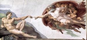 Adam. Miquel Àngel