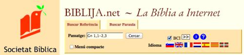 biblia internet