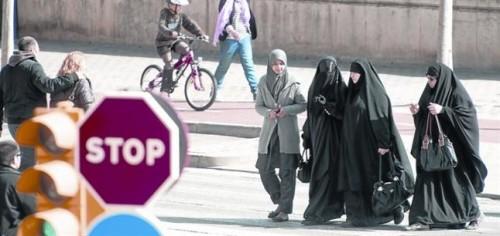 dones musulmanes a lleida
