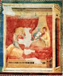 Giotto. Benedicció d'Isaac