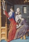 Naixement d'Esaü i Jacob