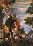 Paolo Veronese. Sacrifici Isaac