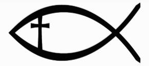 """Resultat d'imatges per a """"peix cristianisme"""""""